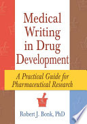 Medical Writing in Drug Development