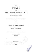 The Works of the Rev     as published during his life edit  1724