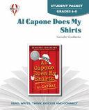 Al Capone Does by Shirts by Gennifer Choldenko ebook