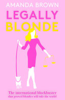 Legally Blonde ebook