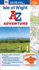 Isle of Wight A Z Adventure Atlas