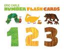 Eric Carle Animals 123 Flash Cards