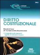 Le domande d'esame di diritto pubblico e costituzionale. Quesiti a risposta aperta per prepararsi alla prova orale-Diritto costituzionale. Manuale di base...