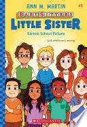 Karen s School Picture  Baby Sitters Little Sister  5