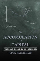 The Accumulation of Capital Pdf/ePub eBook