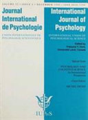 Psychology and Cognitive Science