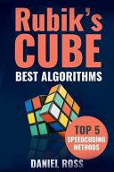 Rubik's Cube Best Algorithms