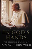 In God's Hands Pdf/ePub eBook