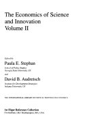 The Economics of Science and Innovation Book PDF