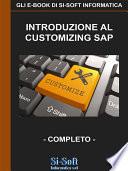 Introduzione al customizing SAP