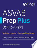 ASVAB Prep Plus 2020 2021 Book