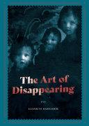 The Art of Disappearing Pdf/ePub eBook