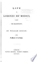 The Life of Lorenzo De' Medici