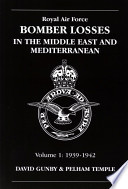 Royal Air Force Bomber Losses in the Middle East and Mediterranean