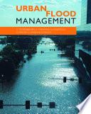 Urban Flood Management Book