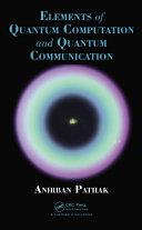 Pdf Elements of Quantum Computation and Quantum Communication Telecharger