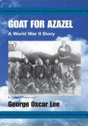 Goat for Azazel [Pdf/ePub] eBook