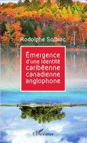 Pdf Émergence d'une identité caribéenne canadienne anglophone Telecharger