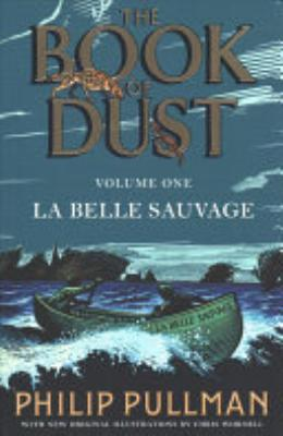 Book cover of 'La Belle Sauvage' by Philip Pullman