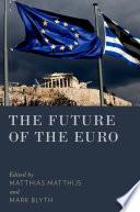 The Future of the Euro
