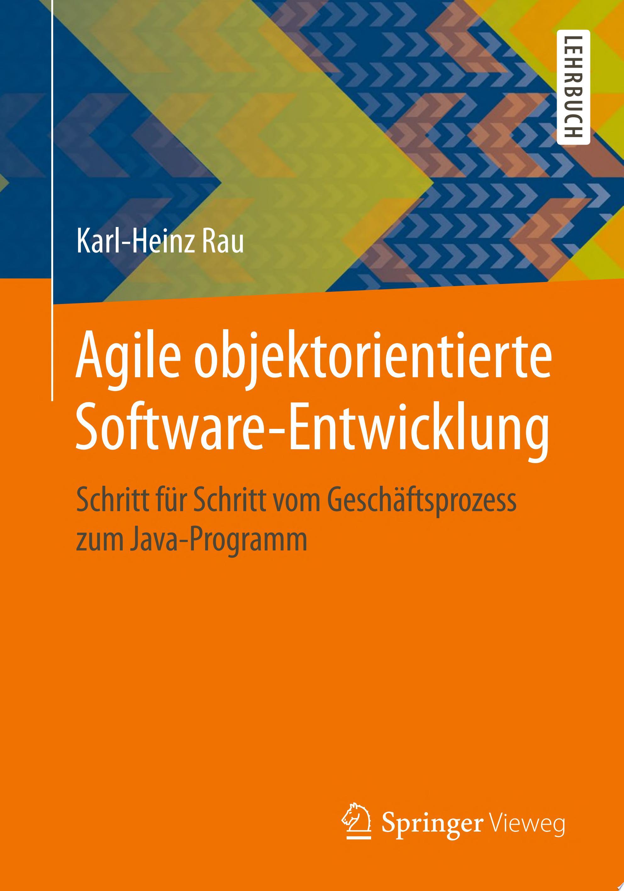 Agile objektorientierte Software Entwicklung