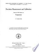 Precision Measurement and Calibration
