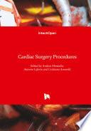 Cardiac Surgery Procedures