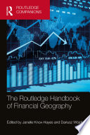 The Routledge Handbook of Financial Geography