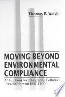 Moving Beyond Environmental Compliance