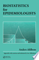 Biostatistics for Epidemiologists