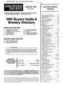 The Brewer s Digest Book