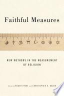 Faithful Measures