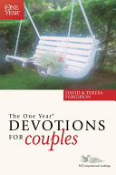 The One Year Devotions for Couples [Pdf/ePub] eBook