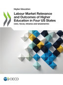 Labour Market Relevance and Outcomes of Higher Education in Four US States