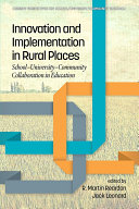 Innovation and Implementation in Rural Places