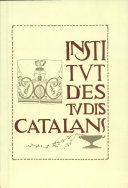 The Institut D'Estudis Catalans