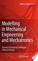 Modelling In Mechanical Engineering And Mechatronics Book PDF
