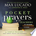 Pocket Prayers for Teachers Book
