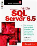 Inside Microsoft SQL Server 6.5