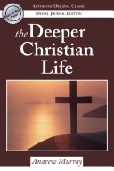 Pdf The Deeper Christian Life