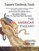 The American Pageant 15th Edition   AP  U  S  History  Student Activities Book