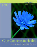 Core Concepts In Health Brief With Powerweb 2004 Update With Healthquest Learning To Go