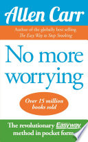 No More Worrying Book
