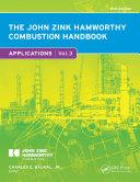 The John Zink Hamworthy Combustion Handbook, Second Edition