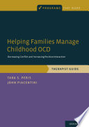 Helping Families Manage Childhood OCD Book