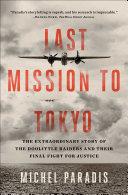 Last Mission to Tokyo Pdf/ePub eBook