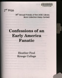 Confessions of an Early America Fanatic Book