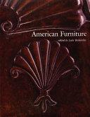 American Furniture 1999