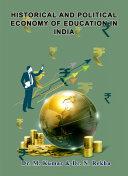 Historical And Political Economy Of Education In India Pdf/ePub eBook