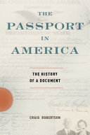Pdf The Passport in America Telecharger